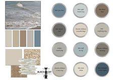 Paint Color Consultation - Home Color Palette - Home Paint Selections