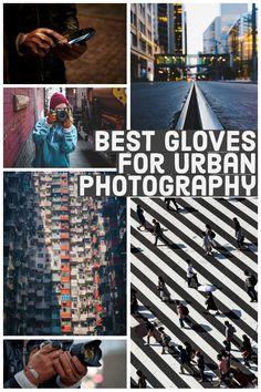 Urban photography is all about timing. These gloves help you get your shot! Photography Gloves, Winter Photography, Urban Photography, Abandoned Warehouse, Best Gloves, Sparkling Lights, Street Photographers, All About Time, Explore