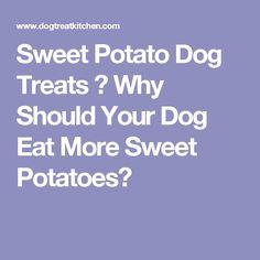Cookusinterruptus files homemade20dog20foodpdf pets sweet potato dog treats why should your dog eat more sweet potatoes forumfinder Images