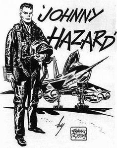 BEDETECA PORTUGAL: Johnny Hazard