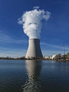 """nuclear power plant """"Isar 2"""""""
