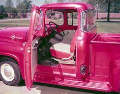 1955 Ford F-100 Truck trucks