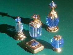 12/02/2014 Miniature Crafts, Miniature Fairy Gardens, Miniature Dolls, Doll House Crafts, Doll Crafts, Barbie Accessories, Dollhouse Accessories, Diy Crafts Slime, Bead Bottle