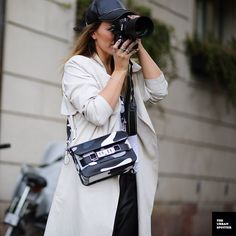 All the Pretty Photographers - @polliani during #mbfwsthlm #stockholmfashionweek #stockholm #aw14 wearing #proenzaschouler #bag #streetchic #streetstyle #streetfashion #fashion #style #chic #instyle #instadaily #instastyle #instafashion #nofilter seen by #theurbanspotter