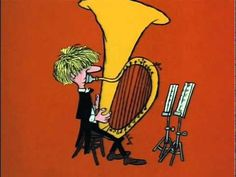"""Song """"Instruments of the Orchestra"""" - Children's Music Video - YouTube"""