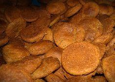 Receita de Broas de Mel (Madeira)   Doces Regionais
