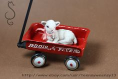Who doesn't love a little red wagon. I know my fur babies do. So I made a little red wagon out of card stock and parts. I also made a pink and blue one and called them baby flyers. Longest…