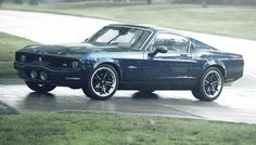 Old School Muscle Cars Is a new school muscle car