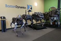 Boston Dynamics (Wired UK)