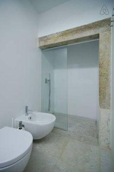 ALFAMA - White Apartment - Apartments for Rent in Lisbon, Lisbon District, Portugal White Apartment, Portugal, Stunning View, City Lights, Bathtub, Bathroom, Spaces, Toilet Ideas, Lisbon