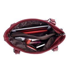 New Luxury Handbags Women Bags Designer Plaid Women's Leather Handbags Big Casual Tote Bag Ladies Shoulder Bag Woman Crossbody Shoulder Bag, Shoulder Handbags, Leather Shoulder Bag, Shoulder Bags, Soft Leather Handbags, Black Leather Bags, Pu Leather, Sacs Design, Bag Women