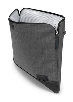 The Collins Sleeve is custom fit, ultra padded, and perfect for slipping inside of a larger bag while on the go. Ideal for back-to-school, this laptop sleeve keeps your device protected while showing off some style.
