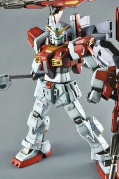 1/144 RX-178 Gundam Mk-II/Build Booster MK-II: This is so amazing! Modeled by ken85130 [Hong Kong Model League] Full Photoreview Hi Resolution Size Images