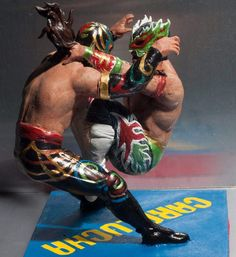 flamita vs titán.