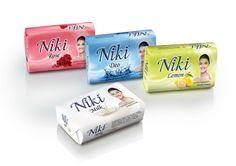 Nikki Soap Packaging