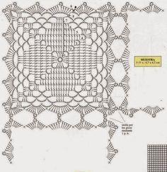 Crochet: Extranet crochet bedspreads