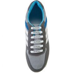 Customizable No Tie Silicone Shoelaces