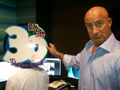 Jim Cantore celebrates #30yearsofTWC