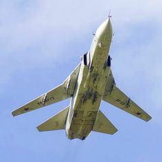 Sukhoi Fencer of Russian Air Force Air Fighter, Fighter Jets, Su 24 Fencer, Sukhoi Su 24, Air Force Aircraft, Russian Air Force, Gas Turbine, Blue Angels, Us Air Force