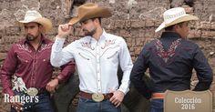 Contamos con varios estilos de camisas vaqueras, visita nuestra página y forma parte del #TerritorioRanger's www.rangers.com.mx