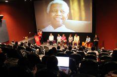 """TURISMO EN CIUDAD JUÁREZ le dice que ya puede visitar la exposición temporal """"El Legado de Mandela"""", en el Museo La Rodadora. Como inauguración se realizó el foro Derechos Humanos Igualdad y Paz, donde representantes de CONAPRED, la Embajada de Sudáfrica en México y activistas de la ciudad, participaron en dicho encuentro. #visitachihuahua"""