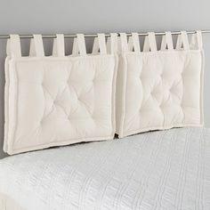 Cojín para cabecero de cama SCENARIO                                                                                                                                                                                 Más