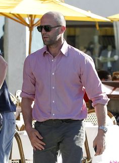 Would've totally been my husband if we had ever met. Lol. Jason Statham