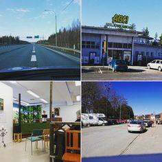 Kuopio-Kokemäki-Kuopio Jokilaakson 5v