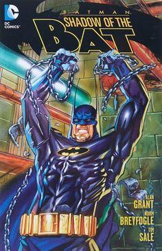 Batman: Shadow Of The Bat By Alan Grant, Norm Breyfogle (Illustrator), Tim Sale (Illustrator), Dan Jurgens (Illustrator), Vincent Giarrano (Illustrator) Batman Story, Batman Vs Superman, Batman Art, Dc Comics, Free Comics, Dc Comic Books, Comic Art, The Long Halloween, Diamond Comics
