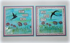 Cards of Joy: Pigmentmarkers...