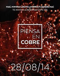 DESFILE CREACIÓN EN COBRE MUSEO DE ARTE CONTEMPORÁNEO AGOSTO DE 2014