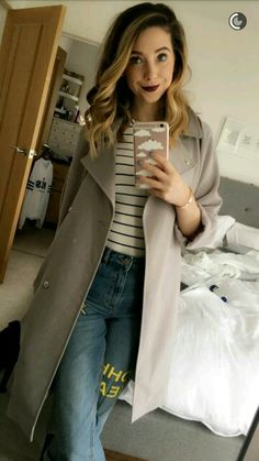 Zoella outfit
