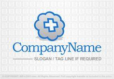 Pre-designed logo 1382: Cloud Logo
