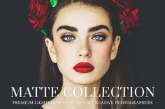 Matte Lightroom Presets Premium vol2 by BeArt-Presets on @creativemarket