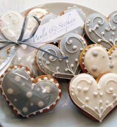 Cookies boda