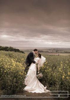 Beautiful wedding photography with bride wearing a stunning Deborah Moore gown, captured by Stephen Armishaw photography of Beverley, Hull and East Yorkshire www.stephenarmishaw.co.uk