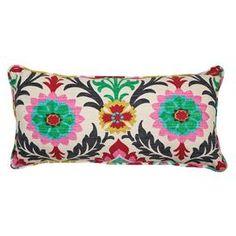 Santa Maria Lumbar Pillow