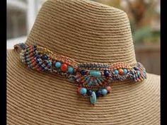 DIY Jewellery - Macrame Styles: Micro-Macrame; Beading;