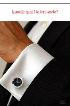 super popular c08d3 ef352 78 fantastiche immagini su Gemelli per camicia | Moda uomo ...