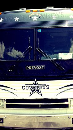 Making our way across #CowboysNation