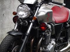 "honda cb1100 france | Honda CB 1100 ""Wild-7"" by White House Japan"