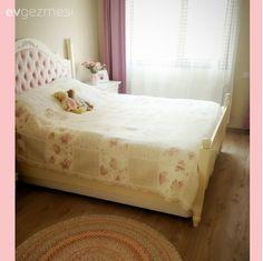Yatak Odası, Beyaz, Country, Pembe Bedroom Designs, Furniture, Home Decor, Hama, Decoration Home, Room Decor, Home Furnishings, Master Bedroom Design, Arredamento