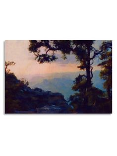 Grand Canyon Sunset by Kim Curinga (Wood) by New Era at Gilt