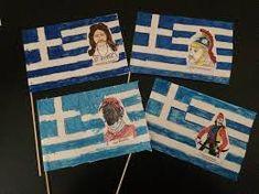 Αποτέλεσμα εικόνας για 1821 κατασκευες 25 March, Toy Chest, Kids, Greek, English, Facebook, Education, Learning, School