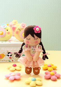 ‿✿ Mimos para uma guirlanda ✿‿ by Ei menina! - Érica Catarina, via Flickr