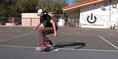 Flip out over a good skateboarding gif.