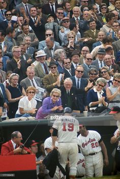 Baltimore Orioles vs Cincinnati Reds, 1970 World Series (Dave McNally grand slam) Rockies Baseball, Baseball Park, Baseball Players, Baltimore Orioles, 1970 World Series, Cincinnati Reds, Maryland, Victorious