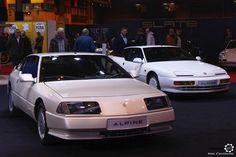 Alpine GT et A610, , à Retromobile 2017https://newsdanciennes.com/2017/02/14/passe-et-futur-reunis-chez-les-constructeurs-francais-a-retromobile-2017/