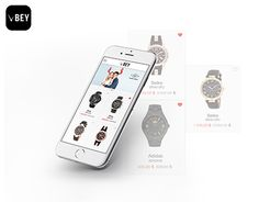 """Check out new work on my @Behance portfolio: """"Watch   E-commerce App Design"""" http://be.net/gallery/33287305/Watch-E-commerce-App-Design"""