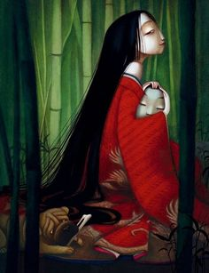 Benjamin Lacombe - Madame Butterfly 16